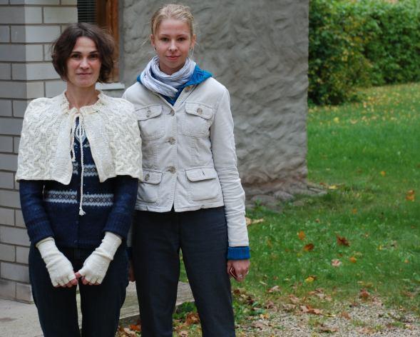 e25e2b536cd Jaheda sügise hakul: organist Mari Tooming koos Grete Maipuuga. Foto: Andres  Kaup