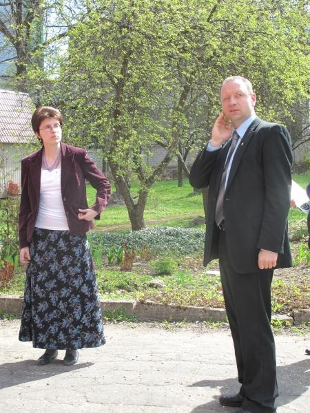 Valgas tehakse head koostööd linnaga  Eesti Kirik