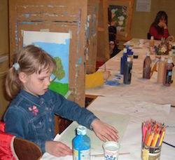 kunstiringi lapsed