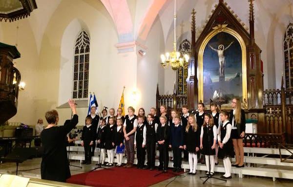 toomkooli koor
