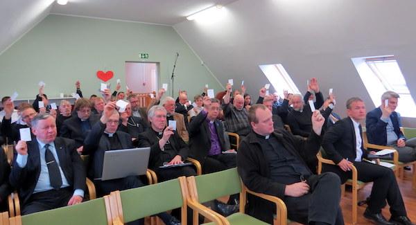Kirik peab olema kergesti kättesaadav ja rahvale ligidal