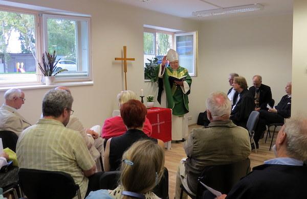 Saksa Lunastaja kogudusel on nüüd oma kodu