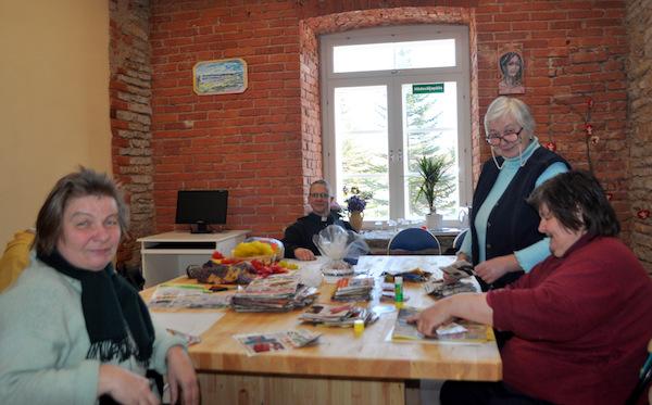Rakvere kogudus avas töökeskuse