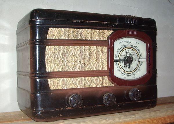 raadioaparaat