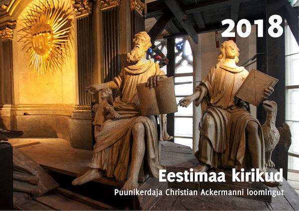 EELK kalender 2018 esikaas200