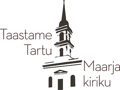 Taastame Tartu Maarja kiriku_logo