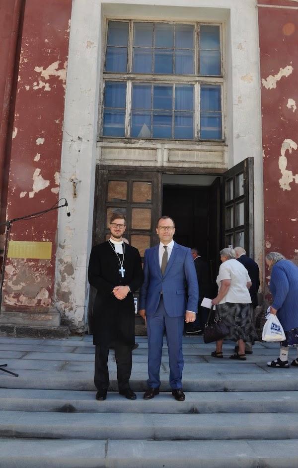 Tartu Maarja kiriku taastamine on avatud