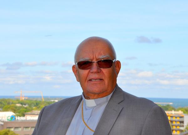 Piiskop Einar Soone: eelkõige tuleb olla inimene