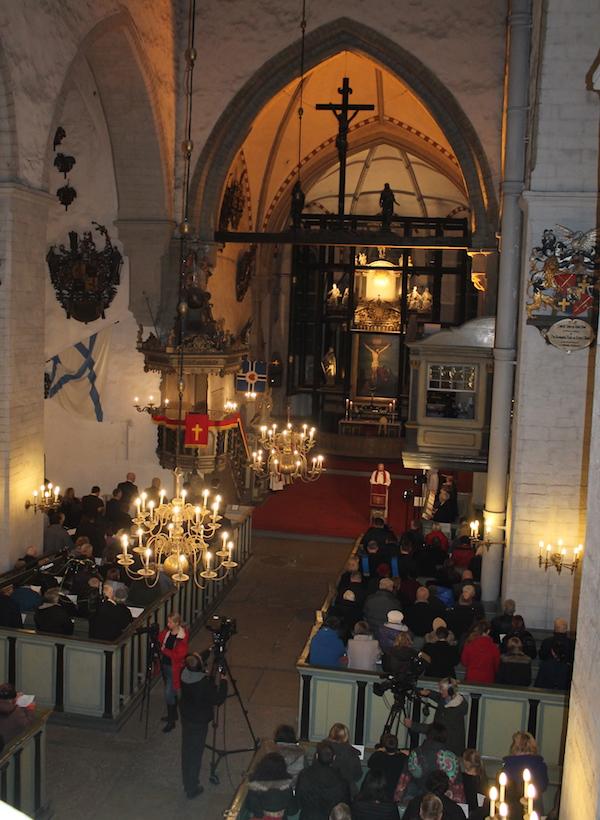 Tähistati usupuhastuspüha