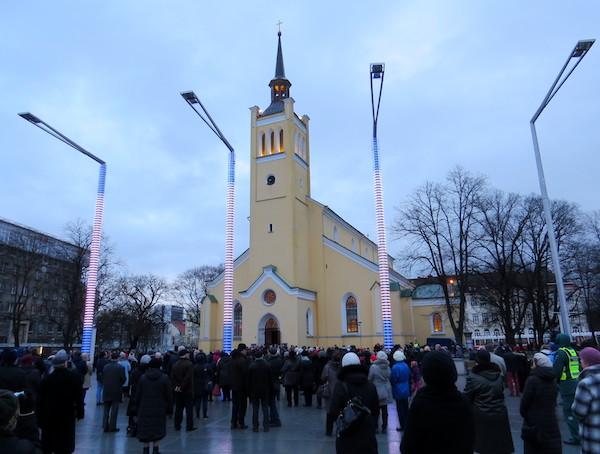 Jaani kiriku 150. sünnipäev