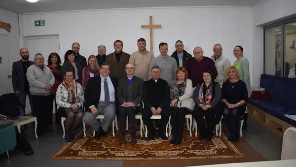 Asutati Harkujärve kogudus