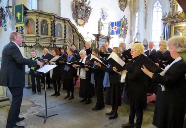 Kirikumuusika liit tähistas oma 25. aastapäeva