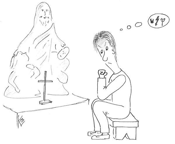 EK karikatuur 2019-03-27
