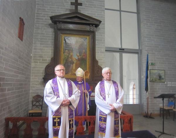Narvas tegutseb kolmkeelne kogudus