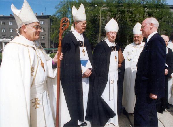 Peapiiskopid_presidendiga