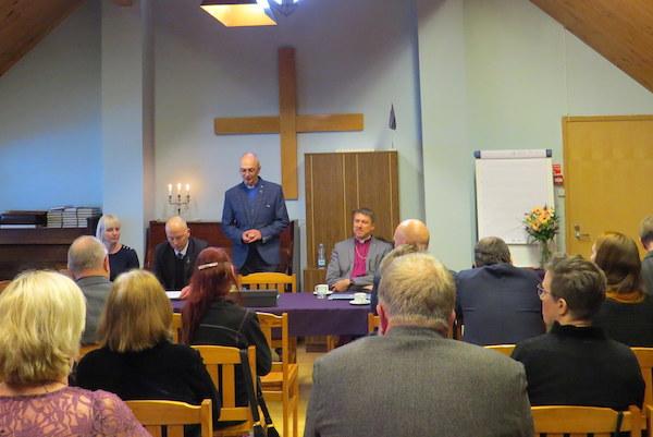 Tallinna kogudustes tehakse palju ilusat tööd