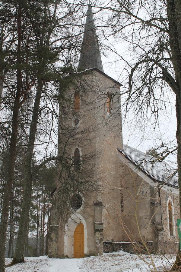 järva_Vahastu kirik