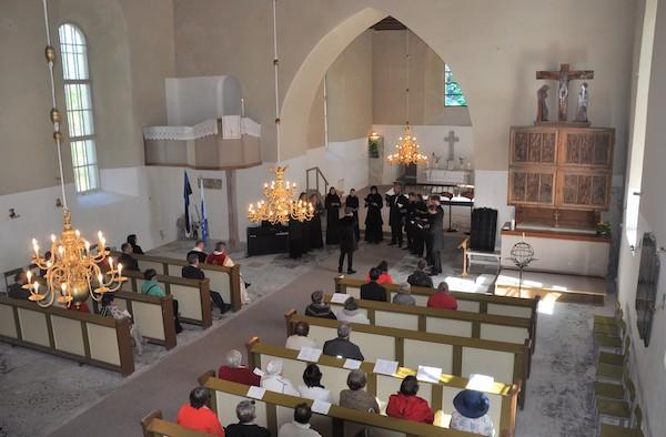 Väikese koguduse suursündmus