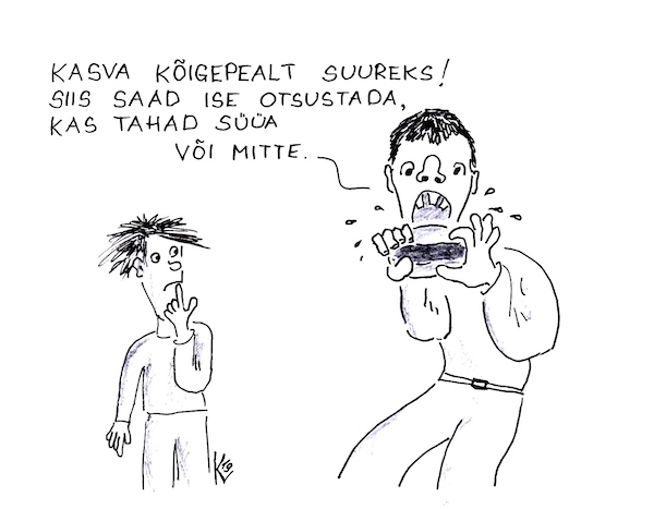 EK karikatuur 2019-10-02