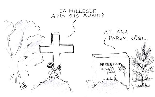 EK karikatuur 2019-11-13