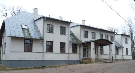 Poltsamaa-kogudusemaja