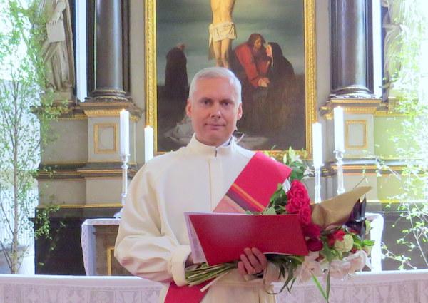 Jumala juhatusel koguduse liikmest hingekarjaseks