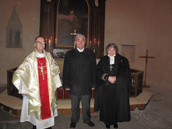 Haljala kirik taaspühitseti