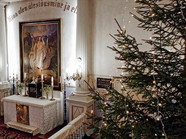 Kolmekuningapäevaga lõpeb jõuluaeg