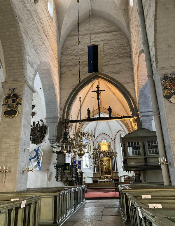 Kui koguduseks on terve Eesti ühiskond