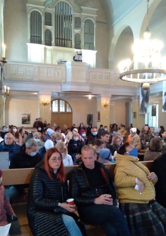 Petseri kogudus on saja-aastane